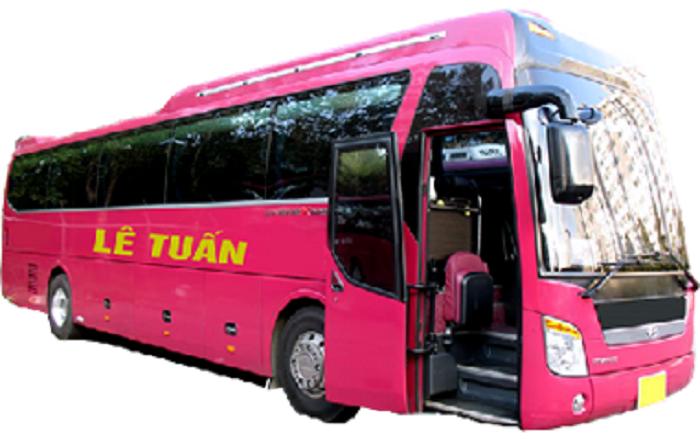 Xe Lê Tuấn từ Sài Gòn đi Buôn Mê Thuột