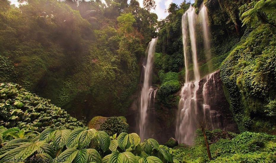 Things to Do in Bali: Sekumpul Waterfalls