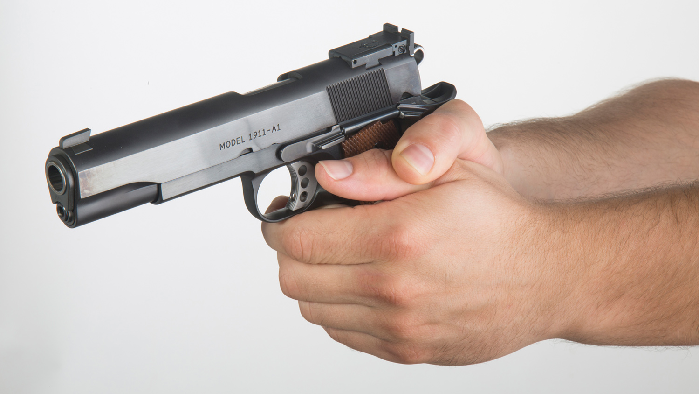 shooting grip
