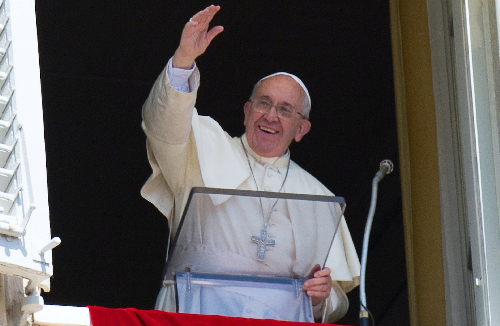 HUẤN TỪ KINH TRUYỀN TIN: Lễ Sinh nhật Thánh Gioan Tẩy giả, Đức Thánh Cha nhắc nhở 'Không điều gì là không thể đối với Thiên Chúa'