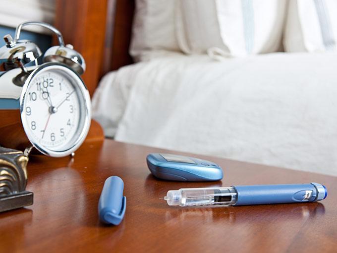Das Dawn Phänomen bezeichnet einen schnellen Anstieg des Nüchternblutzuckers am Morgen.