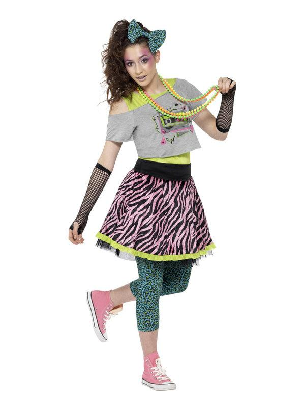 80's Outfits To Wear To Theme Parties Or Halloween Night!