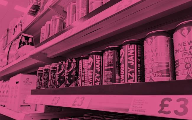 Supermarket beers