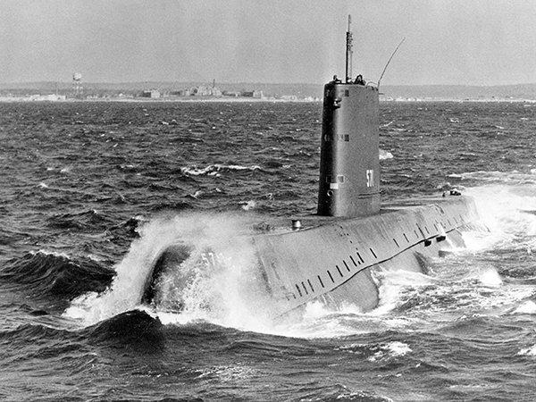 Niezwykłe źródło inspiracji dla zegarków Vostok Europe SSN 571 - okręt USS Nautilus