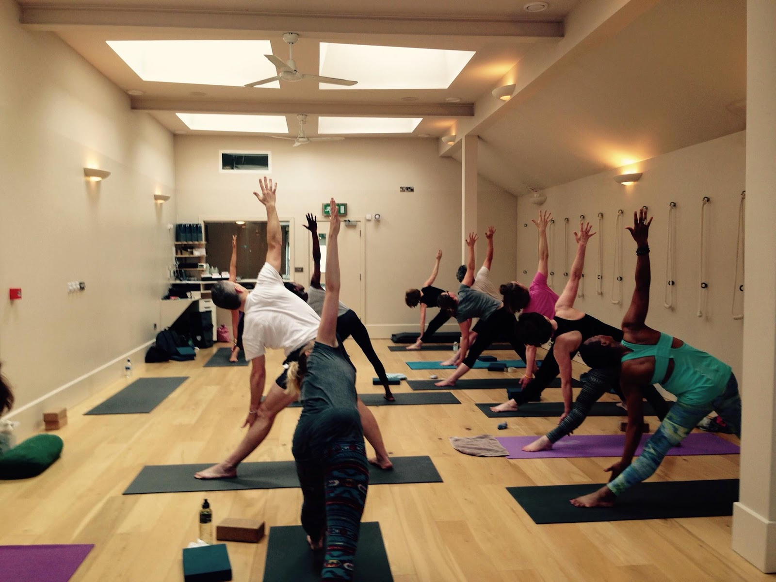 GoSweat The Best London Yoga | Yoga Point