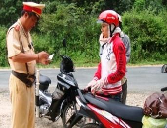 Đảm bảo trật tự an toàn giao thông dịp Lễ Quốc khánh 2/9 và Lễ khai giảng năm học mới trên địa bàn tỉnh Kon Tum