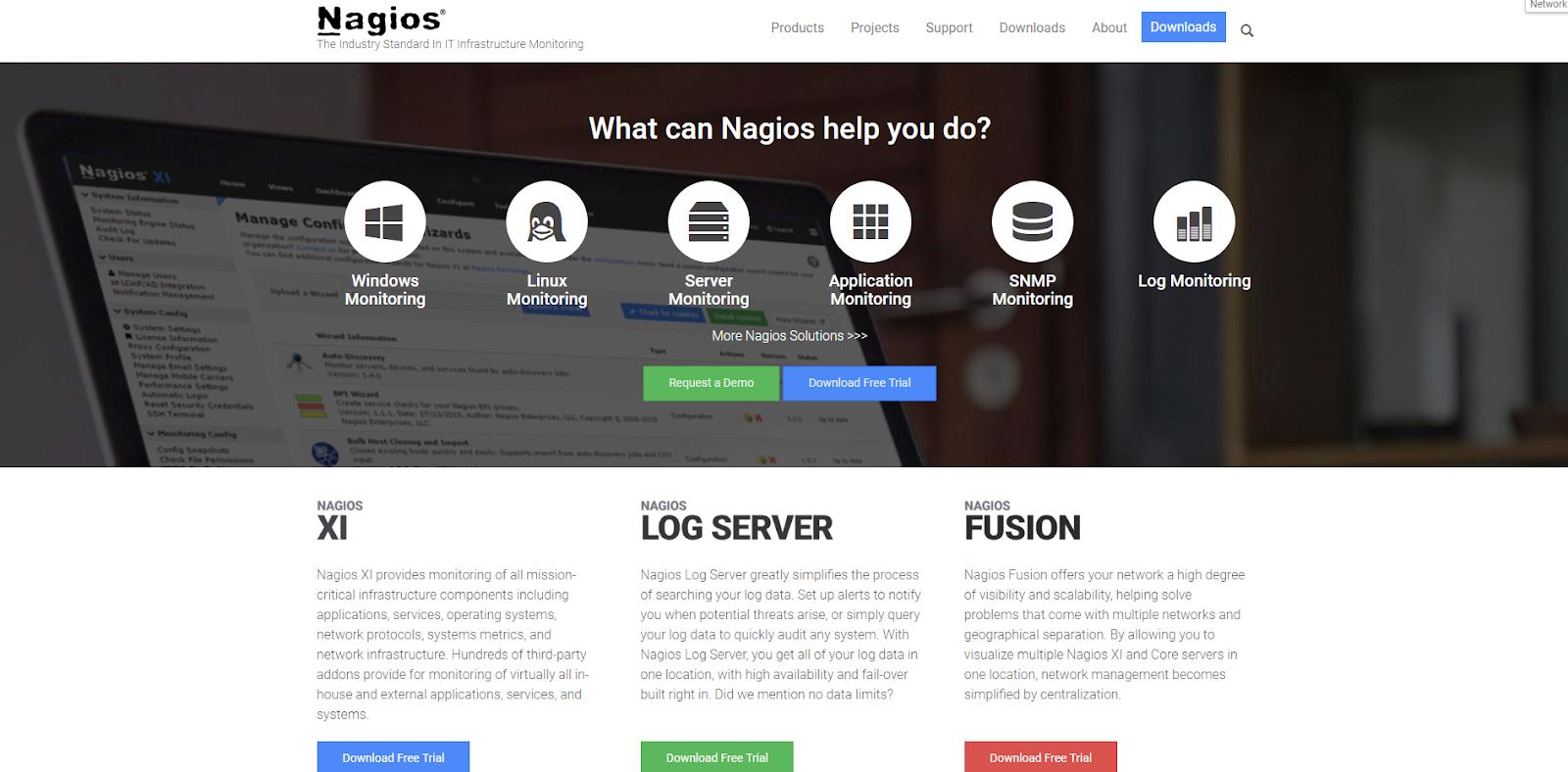 Network Flow Analyzer - Nagios