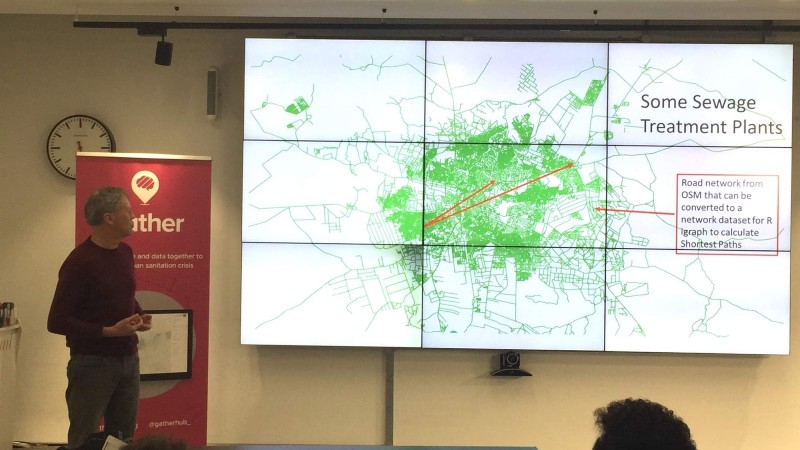 The ethical use of geospatial data for sanitation