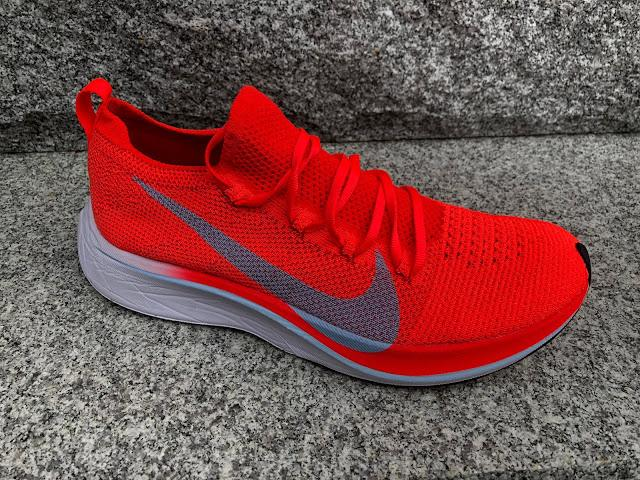 Road Trail Run: Vaporfly 4% Flyknit Initial Impressions and Race ...