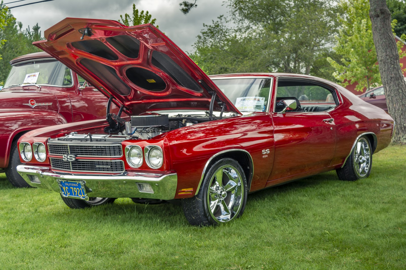 Modern Tires For Your Classic Muscle Car