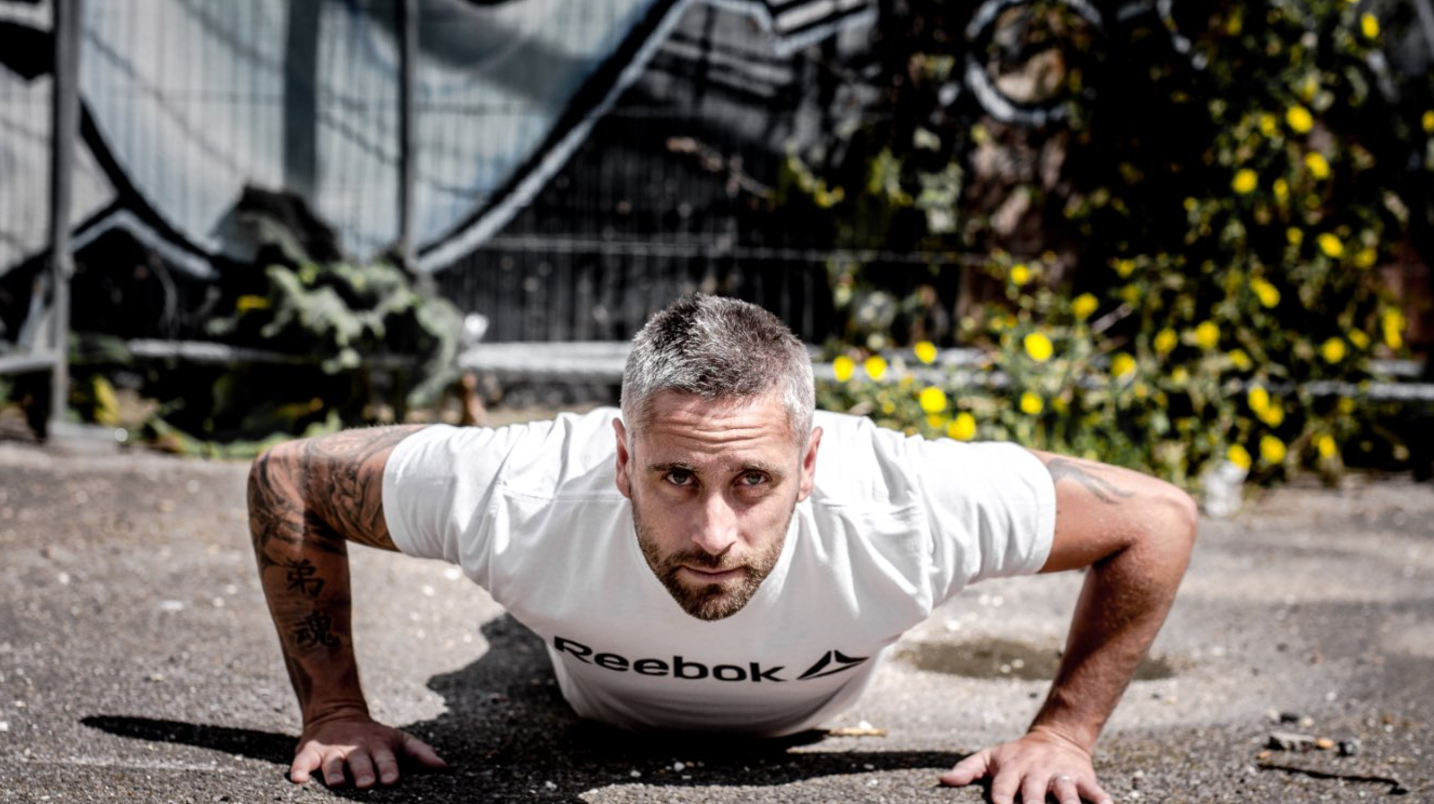 The Burpee Guy | GoSweat | Extreme Fitness Challenges