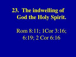 Image result for Indwelling God