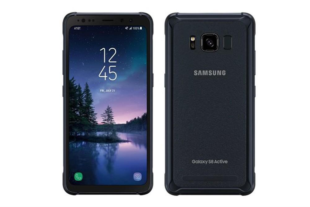 Cùng chúng tôi review Samsung Galaxy S8 active được ưa chuộng