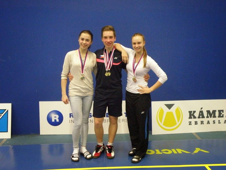 """GP """"A"""" U17, Brno - Jehnice"""