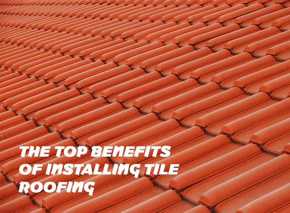 Installing Tile Roofing