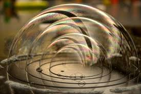 Image result for a bubble inside a bubble