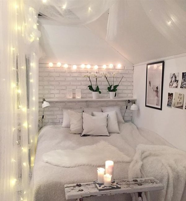 Romantic Small Bedroom Ideas