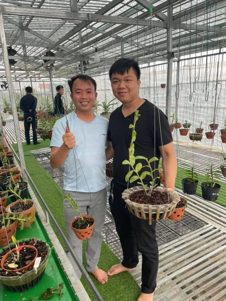 Nghệ nhân Nguyễn Đức Đại và hành trình vươn tới thành công nhờ kinh doanh lan đột biến - Ảnh 2