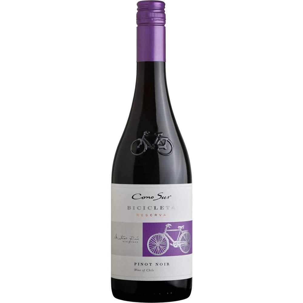 コスパ最高のチリワインはこれがおすすめ!正しい選び方や特徴も紹介『コノスル ピノ・ノワール ビシクレタ レゼルバ』