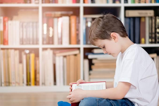 3. ฝึกให้ลูกได้อ่านหนังสือเล่มเดิมซ้ำไปซ้ำมา