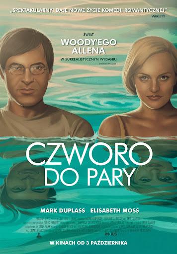 Polski plakat filmu 'Czworo Do Pary'