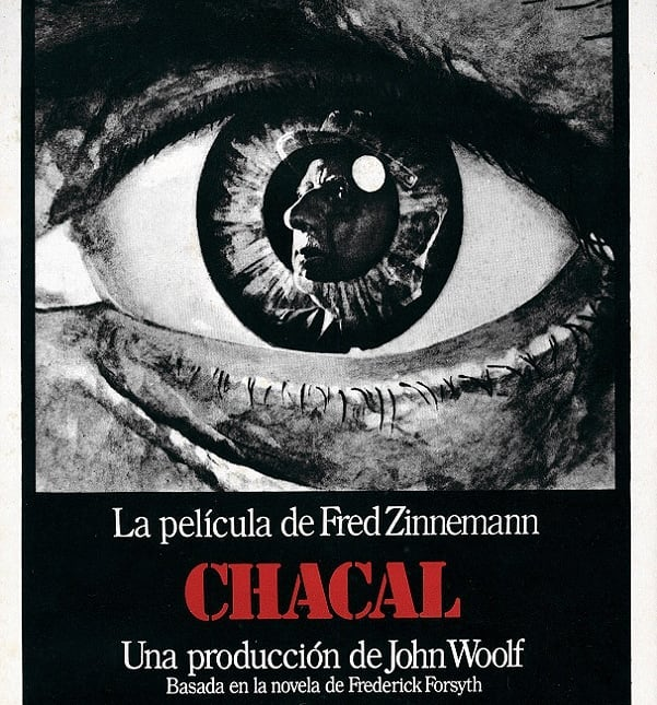 Chacal (1973, Fred Zinnemann)