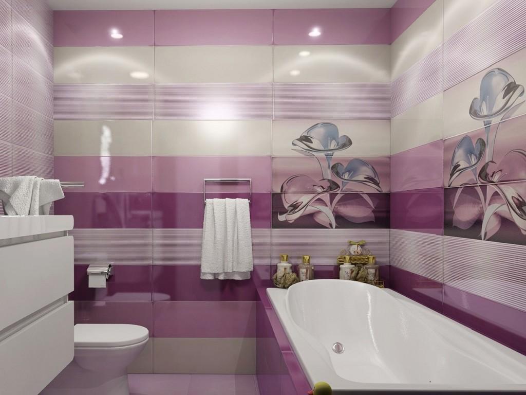 дизайн ванной комнаты с туалетом
