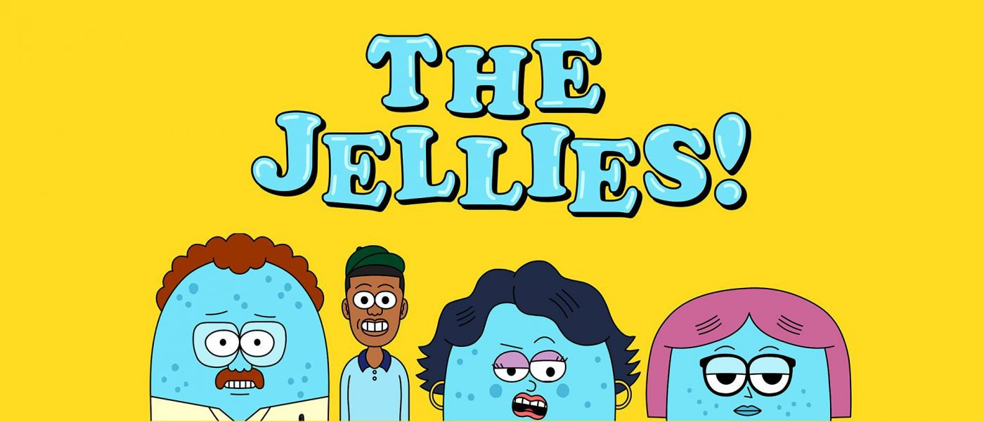 The Jellies is on Showmax