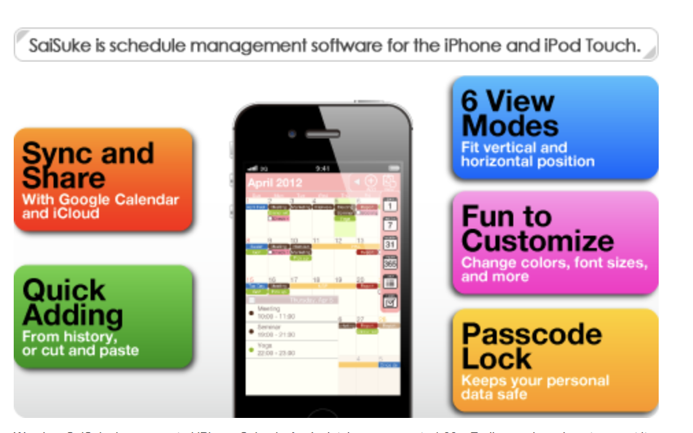 Entrepreneurs Need a Better Calendar App Than the 2