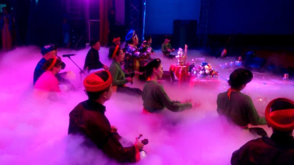 Dịch vụ cho thuê khói lạnh tại Vietstar Media