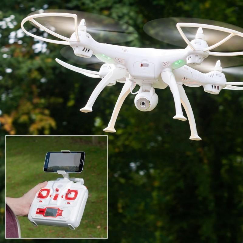 Sky Drone Pro White