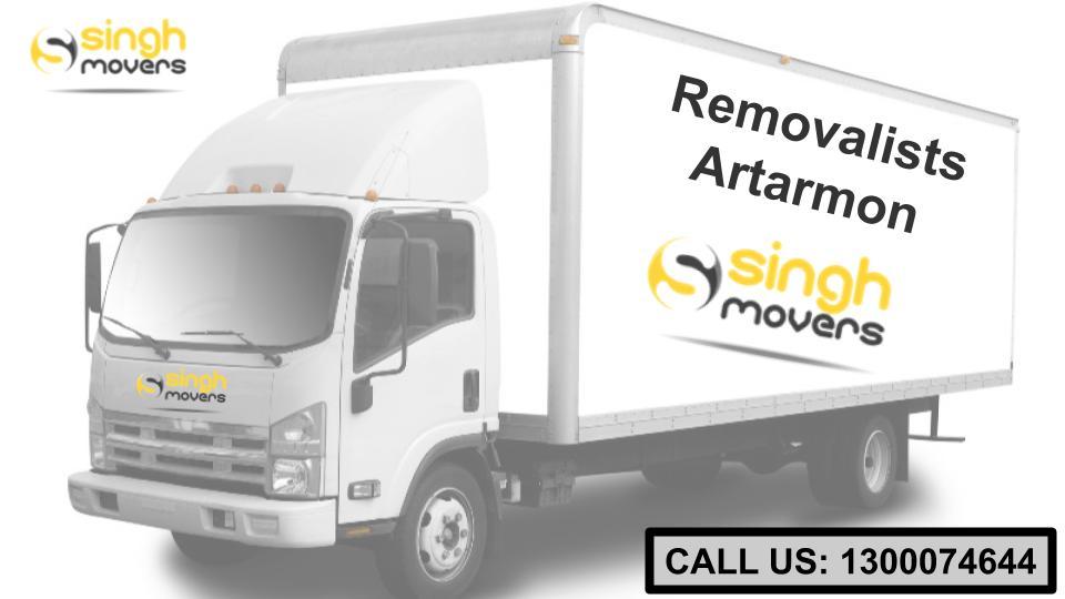 Removalists Artarmon