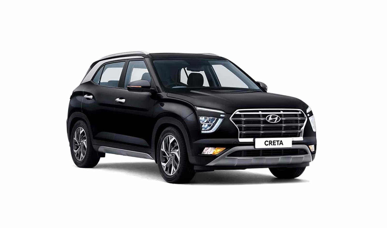 Best Quality Mid-Size SUV in India - Hyundai Creta