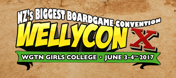 Wellycon Ho! she's on the horizon lads!