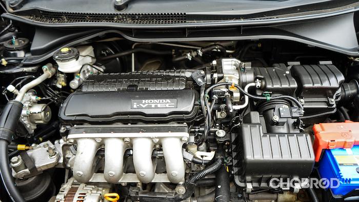 ขุมพลัง  L15A 1.5 ลิตร 120 แรงม้า ใน Honda City