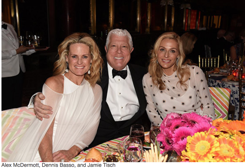 Karen Klopp, Hilary Dick article for New York Social Diary, What to wear to a black tie gala for Lenox Hill Neighborhood Association.   Alex McDermott, Dennis Basso, Jamie Tisch.