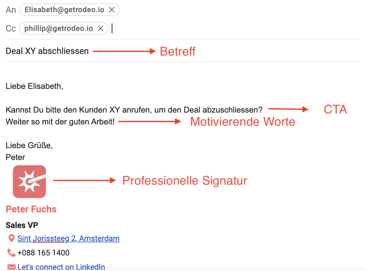 email-signatur