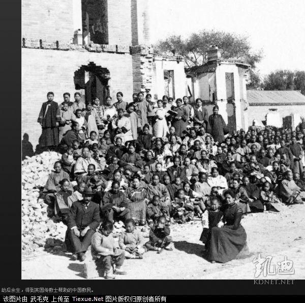 八国联军侵华时国人另一面:独轮车队送敌进北京