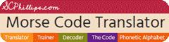 http://morsecode.scphillips.com/translator.html