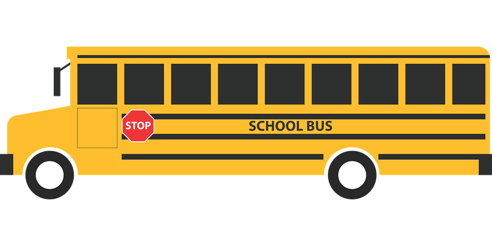 School, Bus - Free images on Pixabay