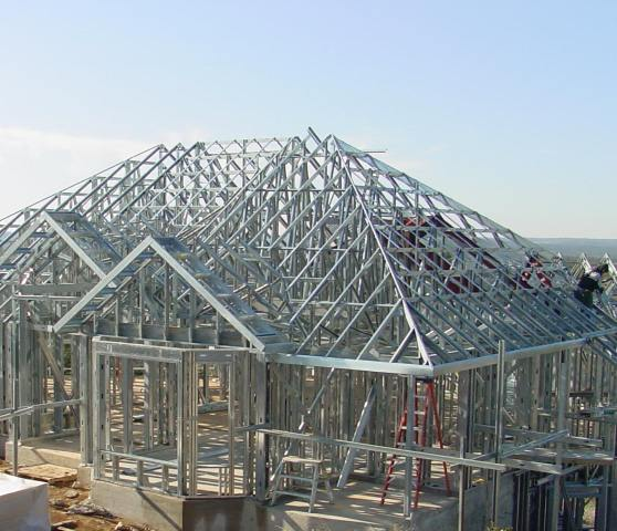 Sistema construtivo a seco, conheça o Steel Frame!