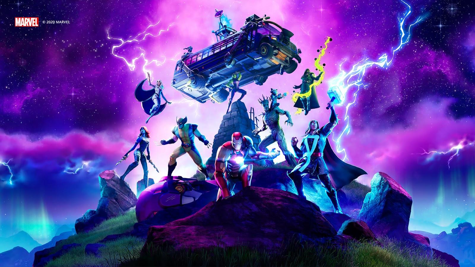 Lo mejor del 2020 para Andy - Fortnite Capítulo 2: Temporada 4