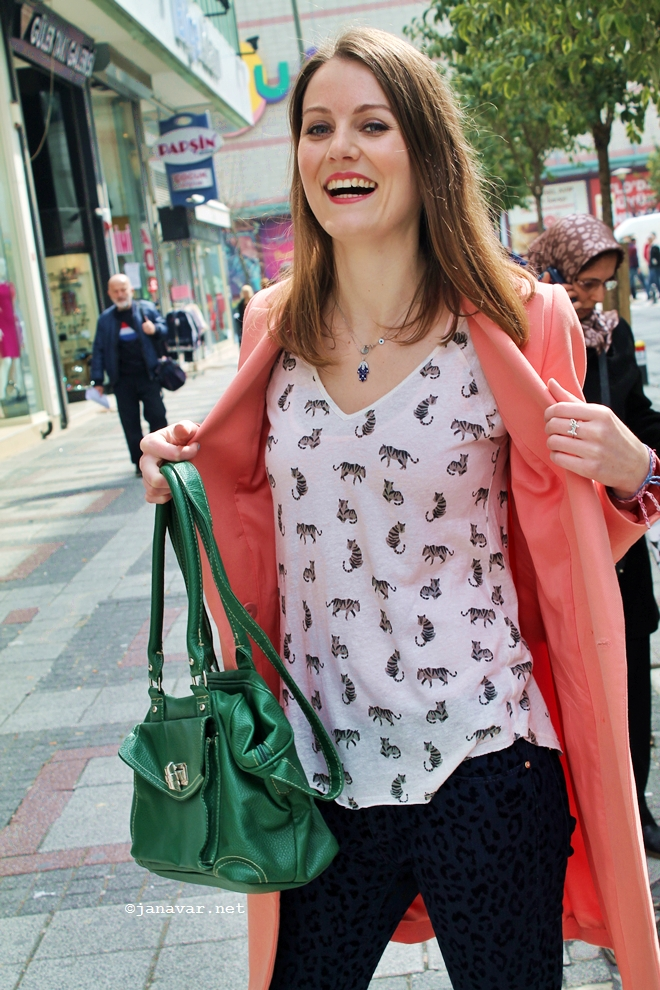 Outfit: Cat in spring | janavar