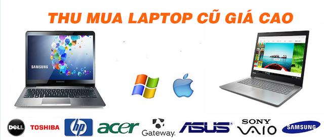Thu Store tư vấn miễn phí về dịch vụ thu mua laptop cũ tại đây