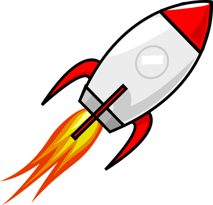Free vector graphic: Rocket, Space Ship, Space, Launch - Free ...