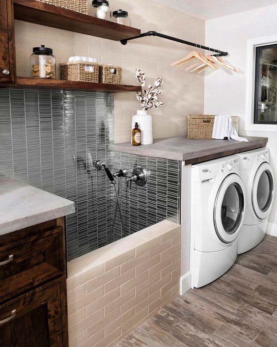 10 Laundry Room Ideas: 196