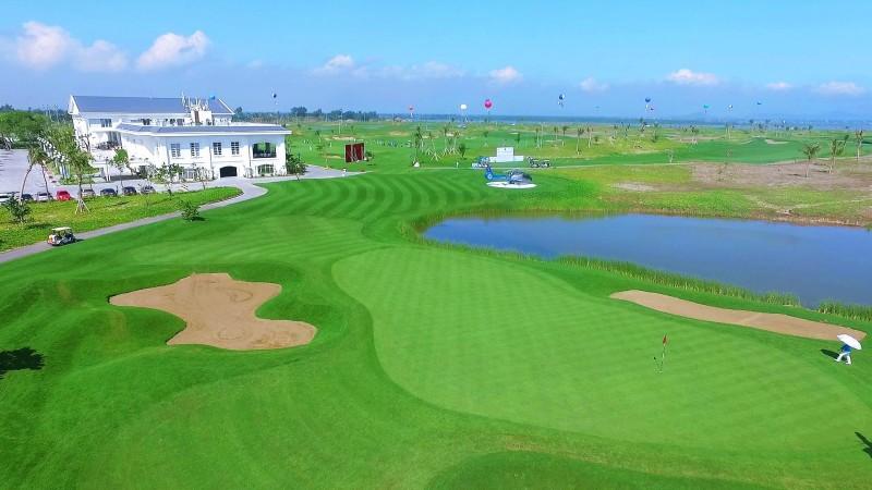 Dịch vụ đẳng cấp của sân Golf FLC