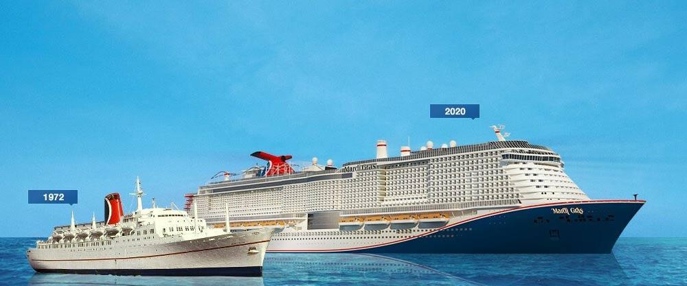 Carnival Mardi Gras | Carnival Cruise Line | Bolsover Cruise Club