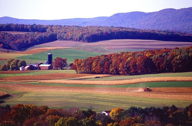 Fazenda na Pensilvânia
