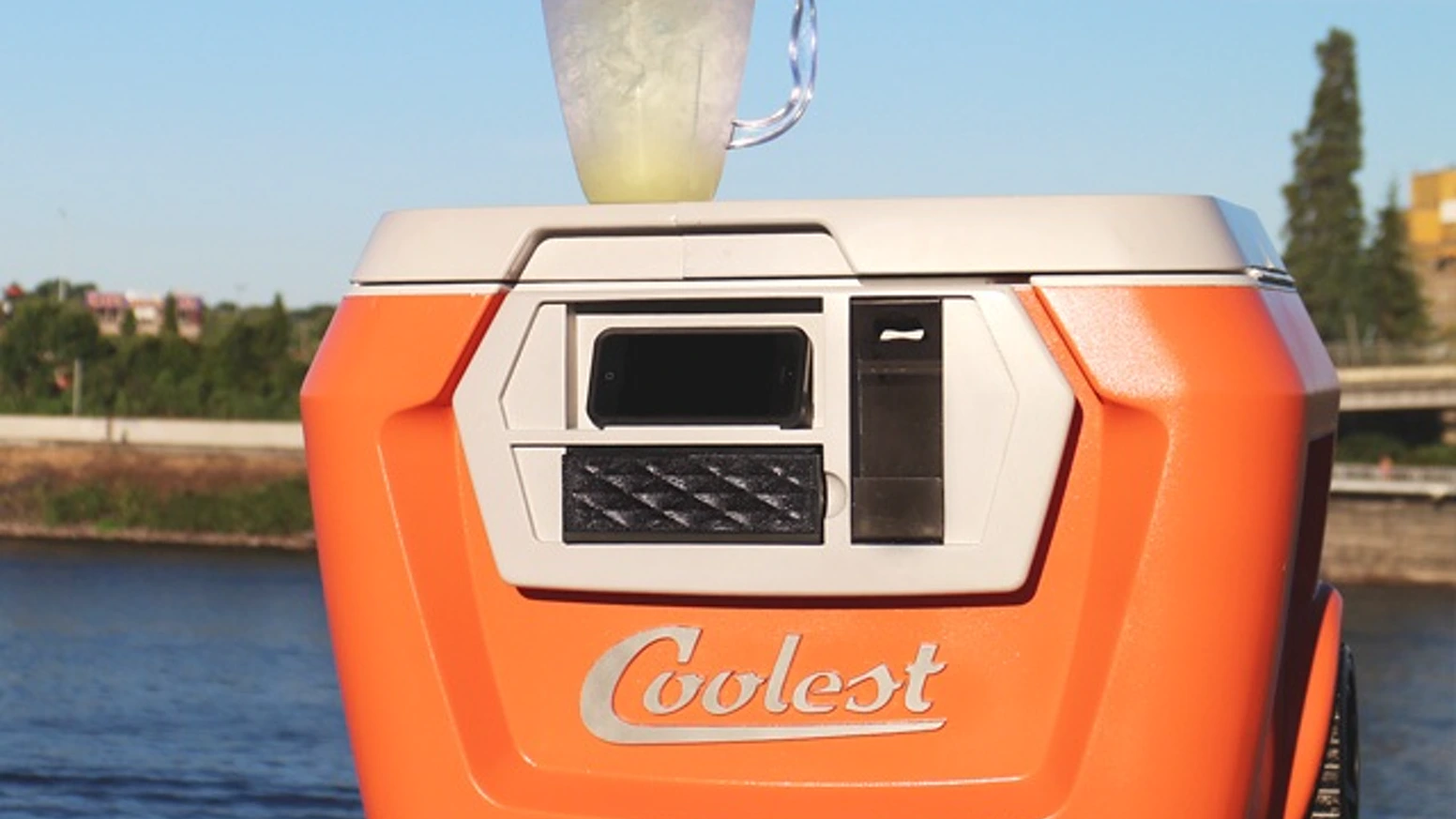 Coolest Cooler isn't really one of the most successful kickstarter campaigns.